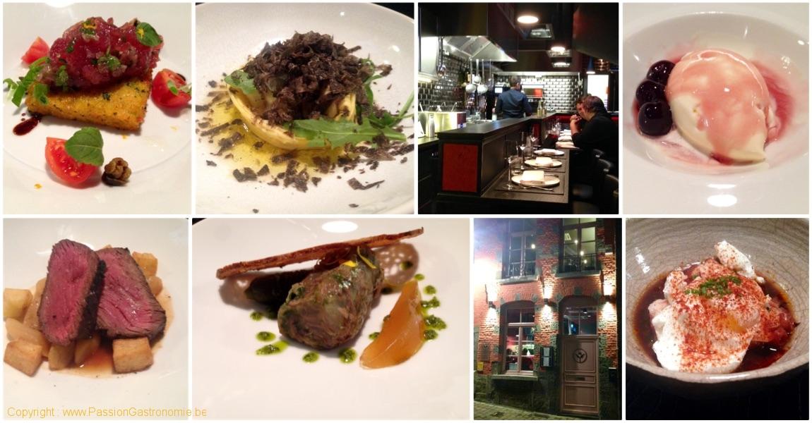Restaurant Le Comptoir de Marie à Mons
