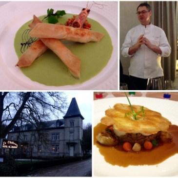 Le Château de Strainchamps, restaurant à Fauvillers