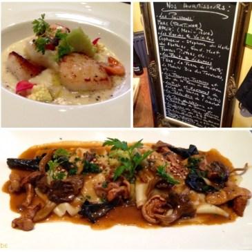 Restaurant Le Contre-Temps à Ixelles