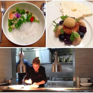 Restaurant Cécila par Mélanie Englebin à Bruxelles