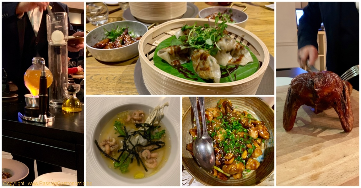 Restaurant chinois Dynasty à Gembloux