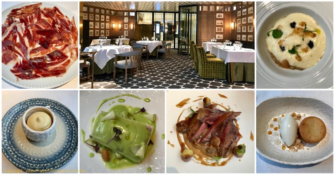 Restaurant El Impasse del Sablon à Bruxelles