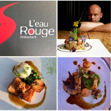 Restaurant La Ligne Rouge à Plancenoit (Lasne) par Benjamin Laborie
