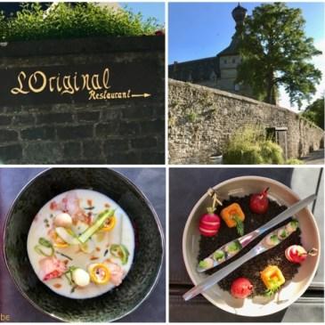 Restaurant L'Original par Loïc Pierard et Marie Remy à Chimay
