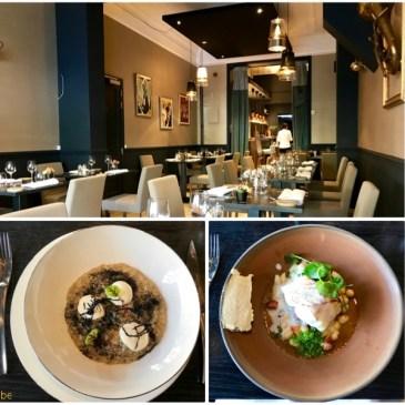 Restaurant Le monde est Petit à Bruxelles