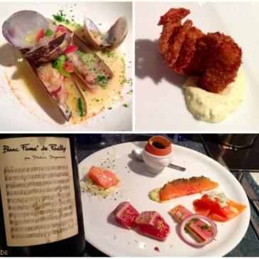 Restaurant et poissonnerie Les Embruns à Namur