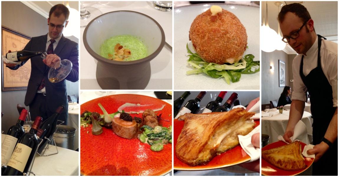 Restaurant Stirwen à Bruxelles (Etterbeek)