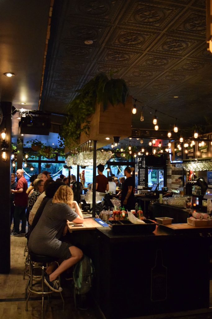 La P'tite Grenouille bar