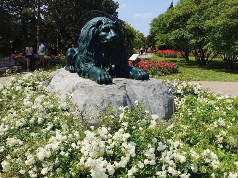 Les arts s'invitent au Jardin, Jardin Botanique, Espace pour la vie