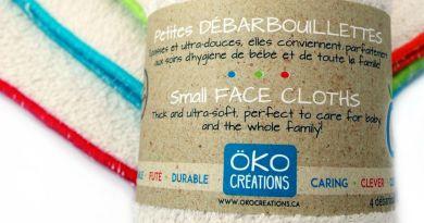 Les produits pratiques, mais tellement mignons, d'Öko Créations pour voyager