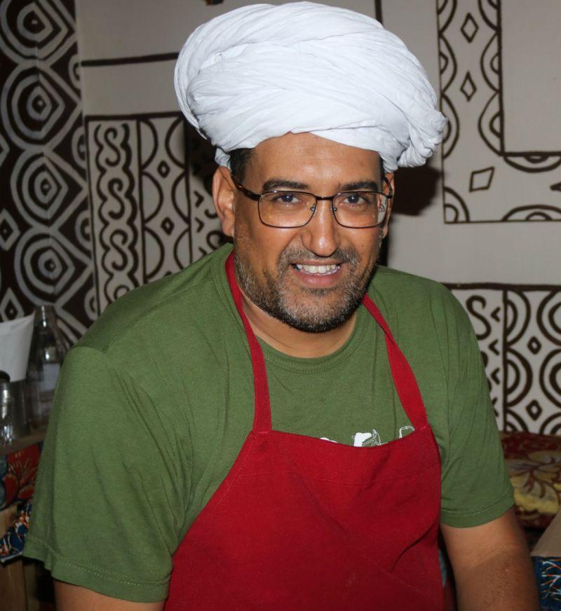 La Khaima chef