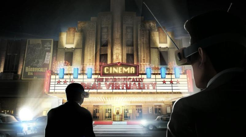 The Horrifically Real Virtuality: découvrez l'avenir du cinéma au Centre Phi
