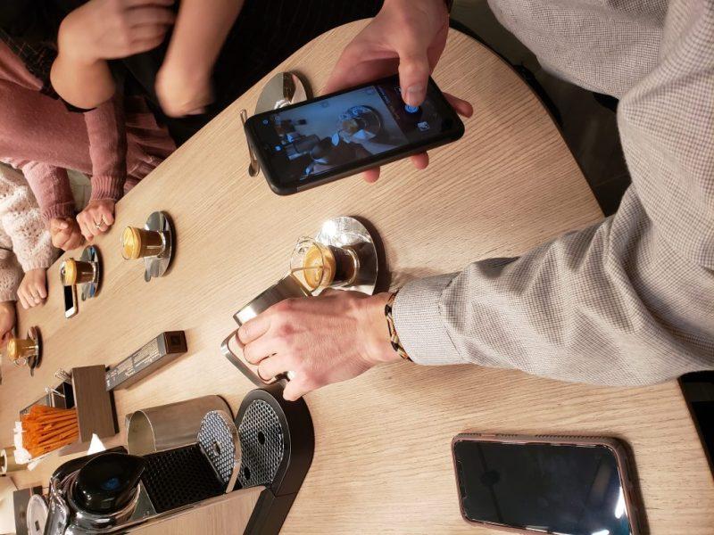 lart-du-cafe-nespresso photo Passion MTL