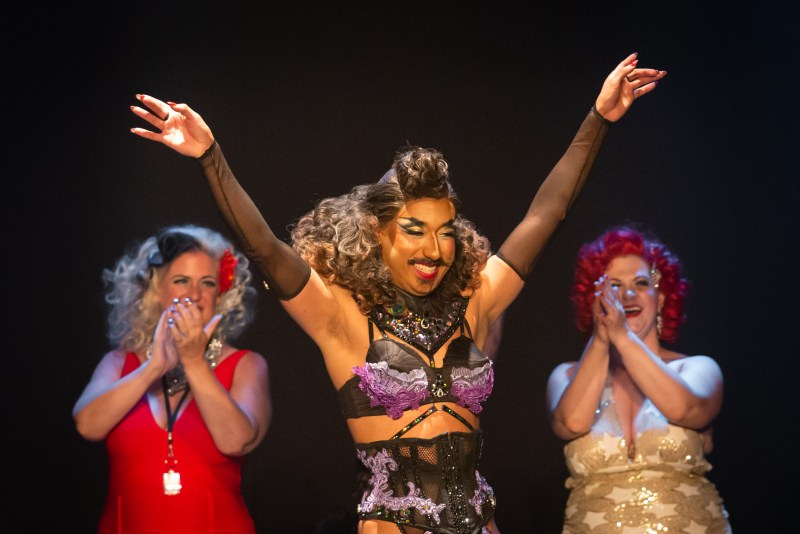Burlesque - spectacle National