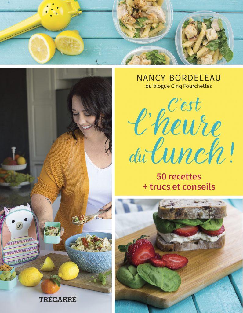 C'est l'heure du lunch, livre par Nancy Bordeleau