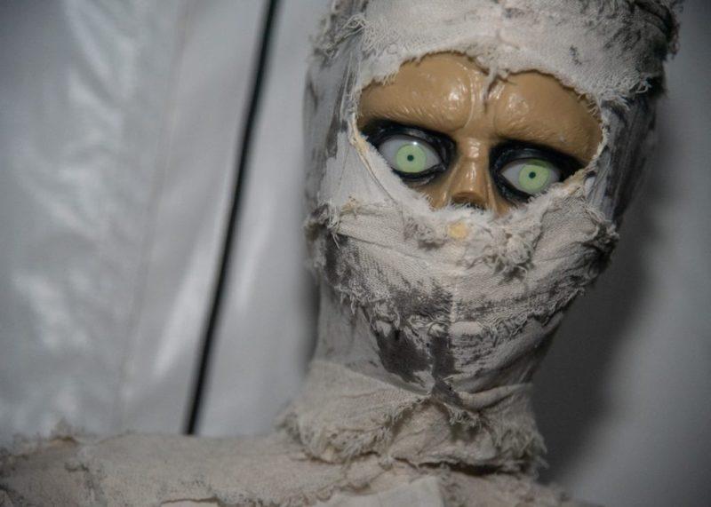 Foire de l'horreur momie
