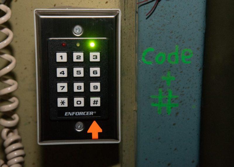Foire de l'horreur codes portes