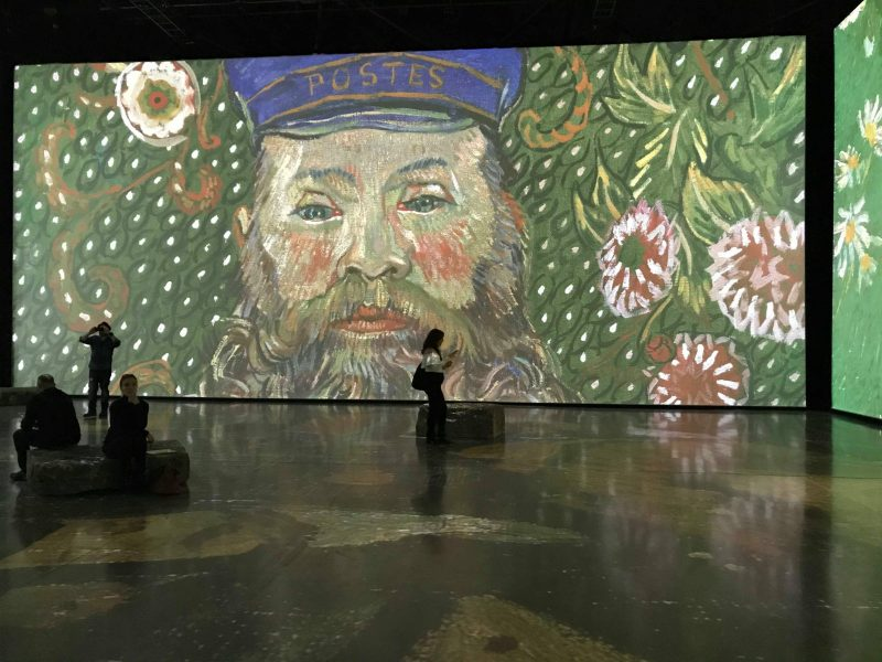 Imagine Van Gogh postes