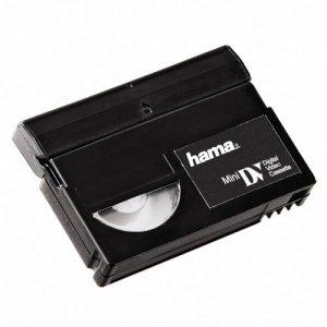 Hama Cassette de nettoyage Mini DV 00049679