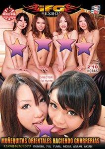 Linea porno travestis–muñequitas orientales faisant guarrerias