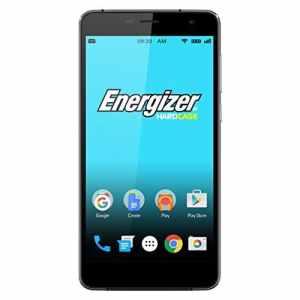 Energizer Smartphone Energy S600 LTE- Quad Core 1.3GHz, RAM 2GB / 16GB, WiFi, Bluetooth, 4G, A-GPS, Appareil photo 13MP/5MP, Android 6.0 – Livré avec protection écran et étui de protection