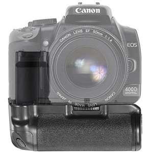 Neewer BG – E3 Poignée de Batterie de Remplacement Vertical Professionel pour Canon EOS 350D, 400D/ Rebel XT, Xti
