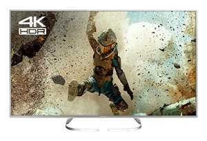 Panasonic – Écran Large LED TX-58EX700B 58Pouces 1600Hz 4K Ultra HD Smart TV avec Freeview Play (2017) – Argent