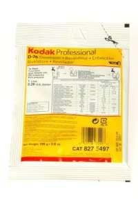 Kodak D76B & W Poudre Film développeur 1L