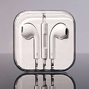 APPLE EAR-PODS (WITH REMOTE AND MIC)