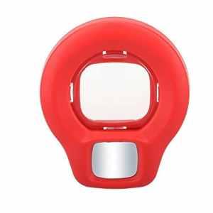 SODIAL(R) Auto-Portrait Miroir Gros Plan l'Objectif pour Fujifilm Instax Mini8s Mini8 -Rouge