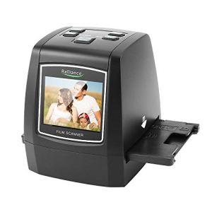 Scanner de Diapositives WL18 Tout-en-1 Scanneur Automatique de Diapositives B & W Négatif Capteurs CMOS Adaptateur de Vitesse-Vitesse Scanner Super 8 Films