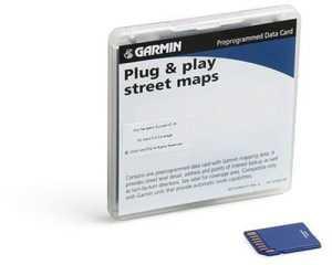 Garmin Carte SD City Navigator Europe pour GPS nüvi