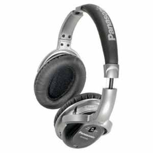 Bruit Panasonic ?couteurs annulation argent RP-HC500-S (Japon import / Le paquet et le manuel sont ?crites en japonais)