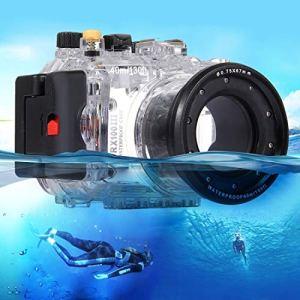 Easy Go Shopping Boîtier étanche pour caméra Sony RX100 III Accessoires