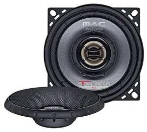Mac audio 1107103 Star Flat (10.2 2 Voies) Coax-système de Chauffage – 200 w