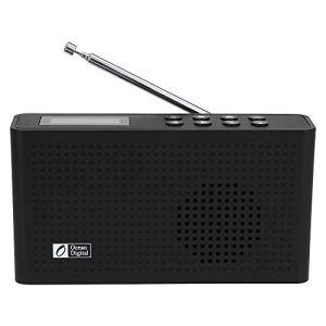 Ocean Digital Portable Radio Internet Wi-FI/Dab/Dab+/FM avec Récepteur Bluetooth, Haut-Parleur, Batterie Rechargeable Radio Compacte pour Le Cuisine Jardin(WR26)