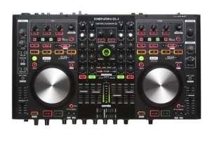 Denon DJ MC6000 MK2 contrôleur/table de mixage DJ MIDI numérique