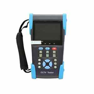 Doradus HVT-2601 3.5 «TFT LCD Monitor Controller testeur caméra CCTV IP de poe PTZ zoom 10x DVR