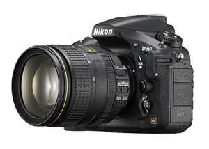 Nikon D810 VR 24-120 mm Lens-Kit Appareil Photo Numérique