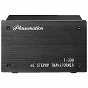 Phasemation T-300Hautes Performances MC Laser Step Up Transformer