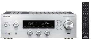 Pioneer SX-N30AE-S Récepteur stéréo Multiroom Network avec WiFi intégré, Chromecast, tuneIN Internet Radio, Canal, 135W Argent