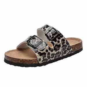 Saihui_Women's Shoes , Sandales Compensées Femme – Noir – Noir, 38 EU