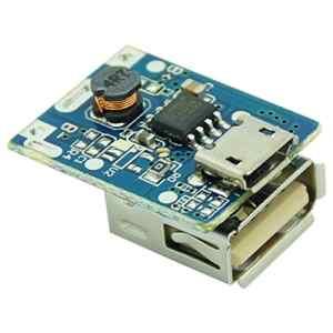 Semoic 5V 1A Module d'alimentation élévateur Li-Po Li-ION Lithium Batterie Protection Conseil De Charge Booster Convertisseur Micro- USB DIY Chargeur 134N3P