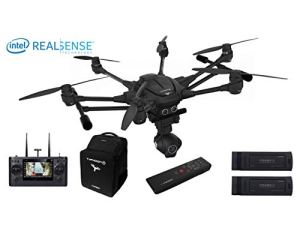 Yuneec Typhoon H Pro Drone avec Caméra 4K Ultra HD avec Intel RealSense + Accessoires