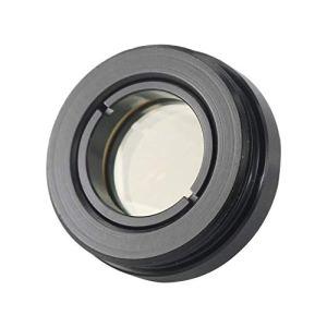 Generic 0,965″2,45 mm Filtre coloré oculaire et filtres lunaires Accessoires pour télescope avec boîtier en Aluminium – Jaune