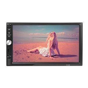 Prettygood77012b 7en écran Tactile 2DIN, stéréo de Voiture MP5Player Bluetooth Radio FM