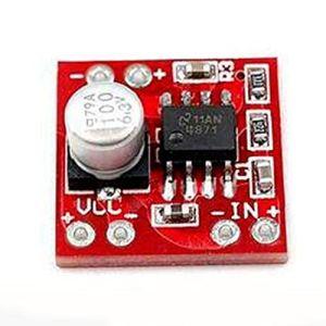 Module de Carte d'amplificateur de Puissance Mono de la Carte d'amplificateur 3W LM4871