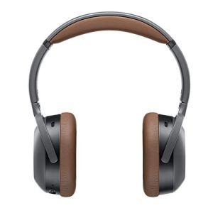 Casque Bluetooth à réduction Active du Bruit avec Casque HiFi sans Fil, adapté pour Les Jeux, écouter de la Musique