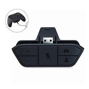 Adaptateur stéréo universel Leegoal pour casque audio et manette de Xbox One