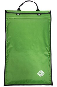 "Aqua Quest Monsoon Housse Ordinateur Portable – 100% Imperméable – 15"" – Vert"